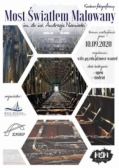 Most Światłem Malowany